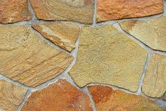 沙子石头纹理/自然板岩石头背景纹理/石头抽象背景/五颜六色的na石纹理背景/细节  免版税库存照片