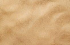 沙子纹理,与拷贝空间的背景 图库摄影