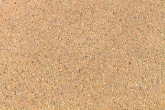 沙子背景模型 免版税库存照片