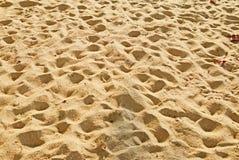 沙子背景 免版税图库摄影
