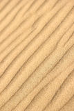 沙子通知 免版税库存图片