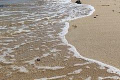 水沙子 免版税库存图片