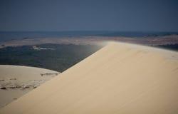 沙尘暴 图库摄影