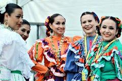沙巴国际民间传说节日 库存照片