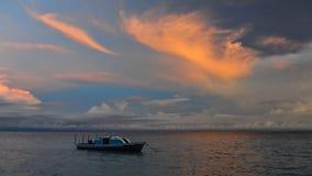 沙巴美人鱼海岛 免版税库存照片