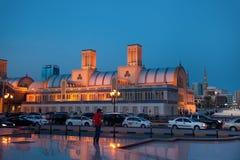 沙扎,阿拉伯联合酋长国 免版税库存照片