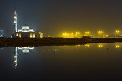 沙扎,阿拉伯联合酋长国 免版税库存图片