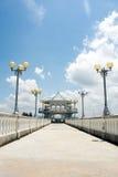 沙拉信桥梁,普吉岛泰国 库存图片