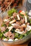 沙拉开胃菜 库存图片