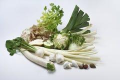 沙拉蔬菜和水果 图库摄影