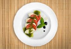 沙拉食物 免版税库存照片