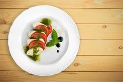沙拉食物 免版税图库摄影