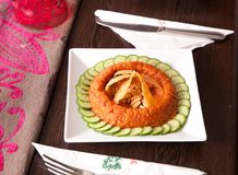 沙拉-开胃菜 库存照片