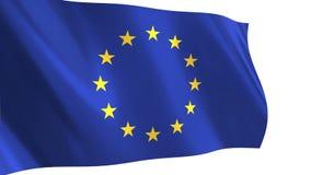 沙文主义情绪的欧盟 库存例证