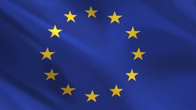 沙文主义情绪的欧盟 皇族释放例证