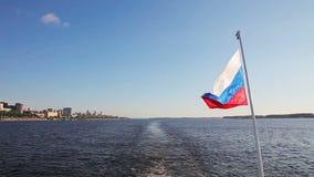 沙文主义情绪的俄国人 股票视频