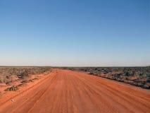 沙漠。 免版税库存图片