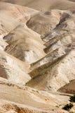沙漠伊莱贾 免版税库存图片