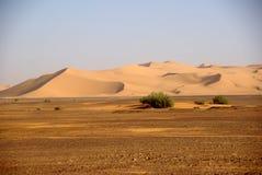 沙漠利比亚 免版税图库摄影