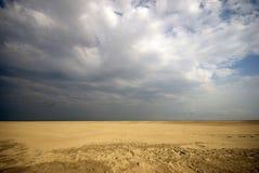 沙漠化 库存图片