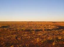 沙漠国家 库存照片