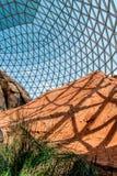 沙漠圆顶亨利Doorly动物园 库存图片