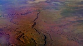 沙漠天线,幽谷峡谷4K 影视素材