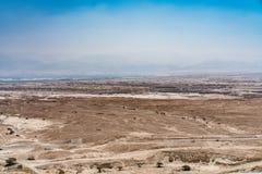 沙漠山 库存图片