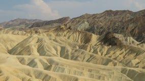 沙漠死亡谷 库存图片