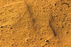 沙漠沙子样式纹理 库存照片