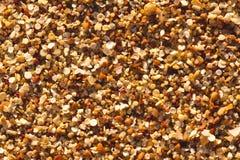 沙漠沙子样式纹理 免版税库存照片