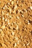 沙漠沙子样式纹理 免版税图库摄影