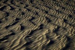 沙漠沙子海 库存照片