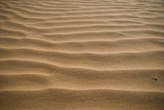 沙漠沙子 库存图片