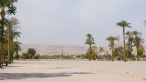 沙漠的美好的风景视图 影视素材