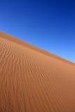 沙漠的颜色 免版税图库摄影