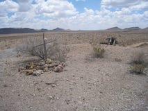 沙漠纪念品 免版税库存照片