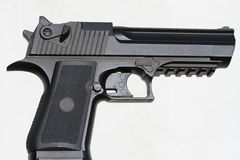 沙漠老鹰枪 免版税库存照片