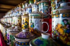 沙漠茶 免版税库存图片