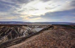 沙漠视图 免版税图库摄影