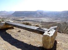 沙漠视图 库存照片
