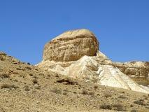 沙漠视图 库存图片