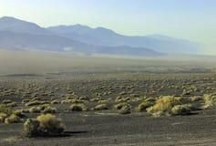 沙漠谷沙漠 库存图片