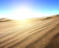 沙漠金子maspalomas度假村 库存照片