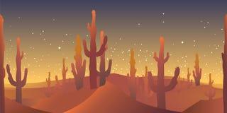 沙漠面包干无缝的样式 库存照片