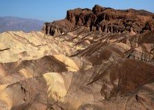 沙漠颜色 免版税库存照片