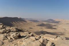沙漠风景自然旅游业和旅行 库存照片