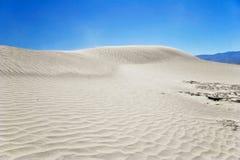 沙漠风 库存图片