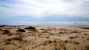 沙漠@安娜海湾 免版税库存图片