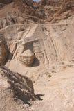 沙漠以色列judea 免版税库存图片